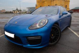 Porsche Panamera Аренда Нижний Новгород