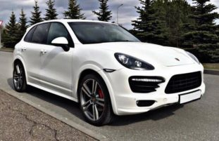 Porsche Cayenne GTS Аренда Нижний Новгород